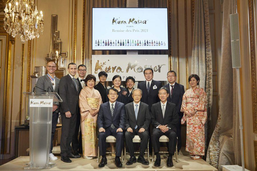 Les brasseurs, les ambassadeurs et les présidents de Jury