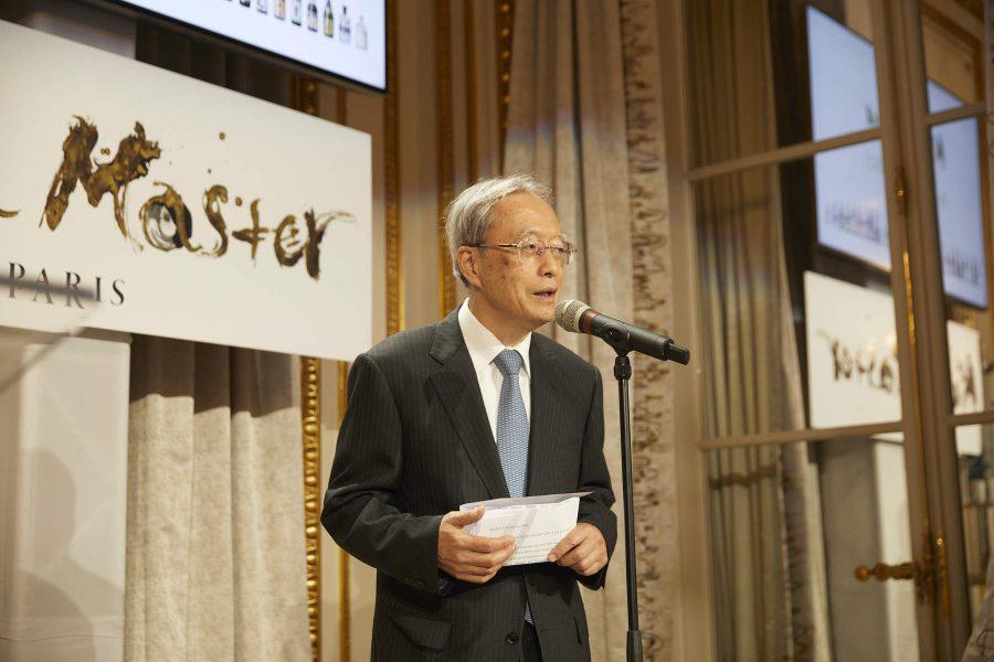 Monsieur IHARA Junichi, Ambassadeur du Japon en France